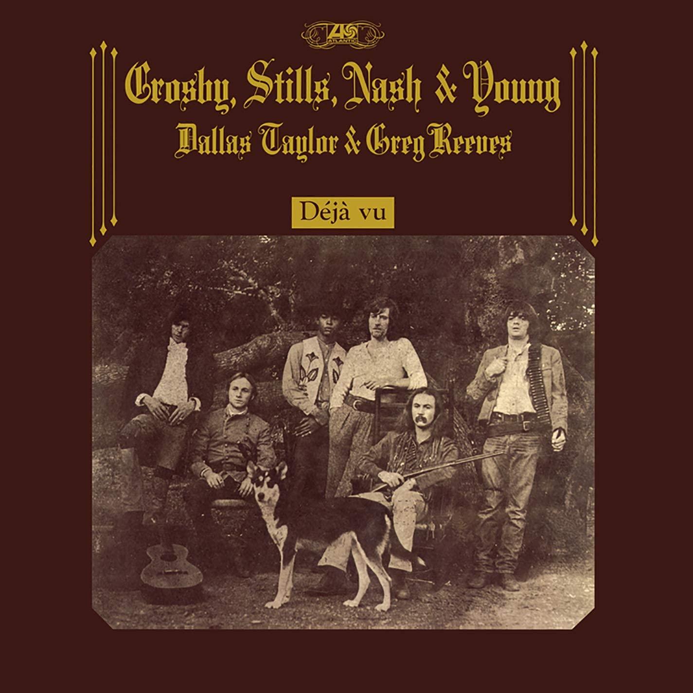 Copertina Vinile 33 giri Déjà Vu di Crosby, Stills, Nash & Young