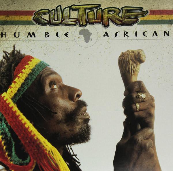 Copertina Disco Vinile 33 giri Humble African di Culture