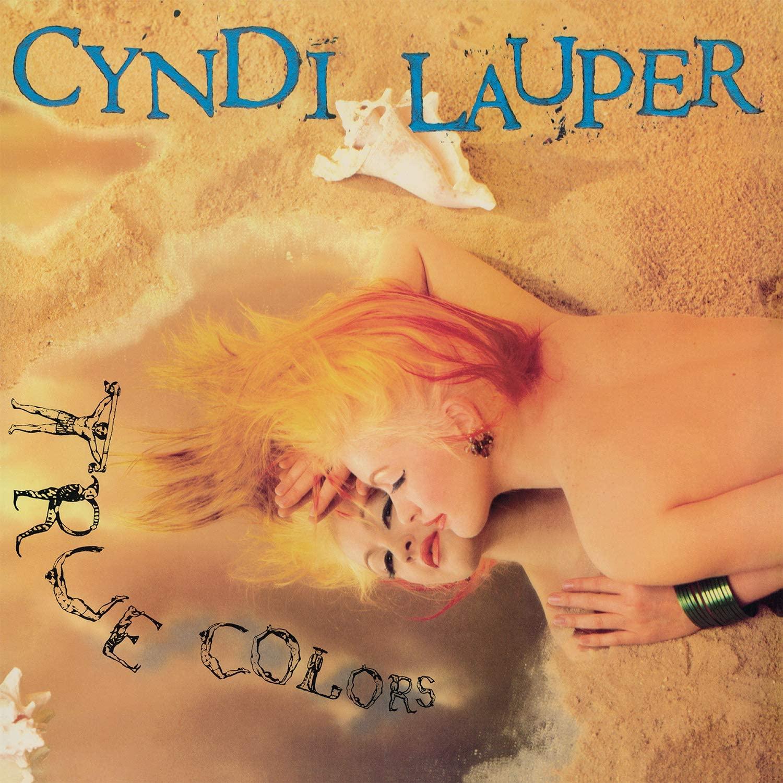Copertina Vinile 33 giri True Colors di Cyndi Lauper