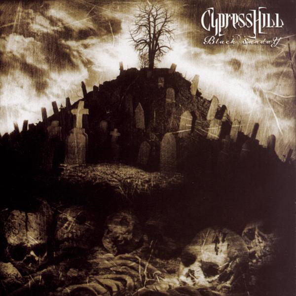 Copertina Vinile 33 giri Black Sunday [2 LP] di Cypress Hill