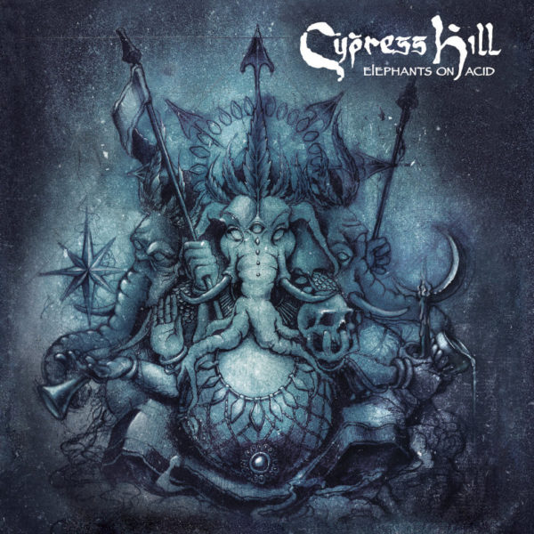 Copertina Vinile 33 giri Elephants on Acid di Cypress Hill