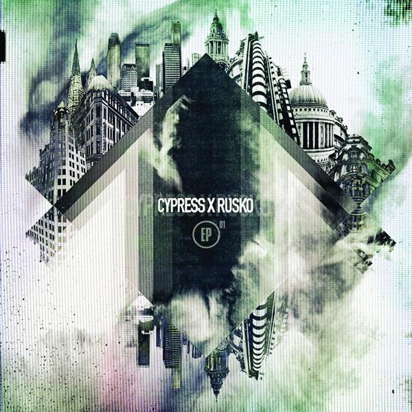 Copertina Disco Vinile 33 giri Cypress X Rusko di Cypress Hill