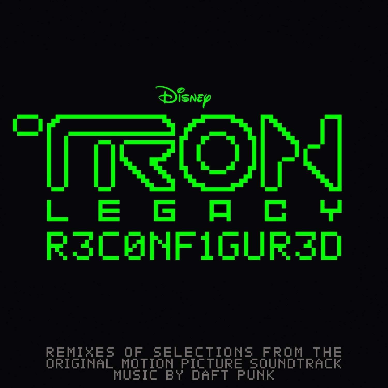 Copertina Vinile 33 giri Tron: Legacy Reconfigured [Soundtrack 2xLP] di Daft Punk