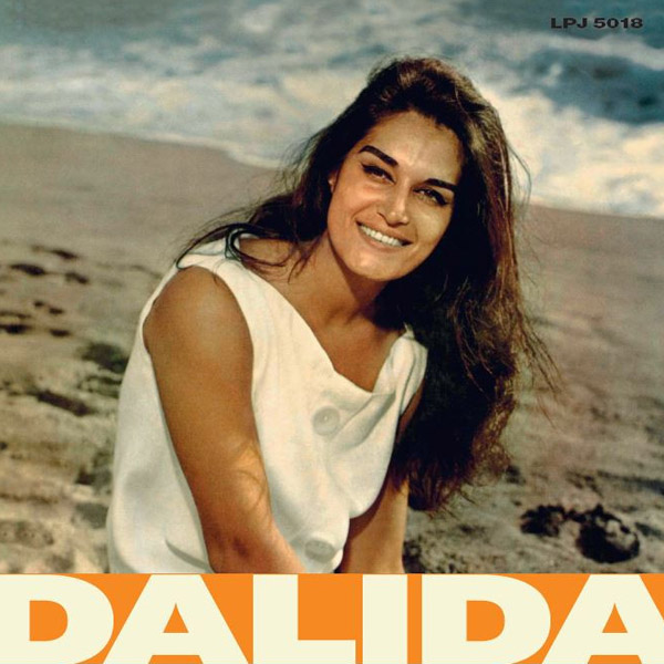 Copertina Vinile 33 giri The Jolly Years 1959/62 di Dalida