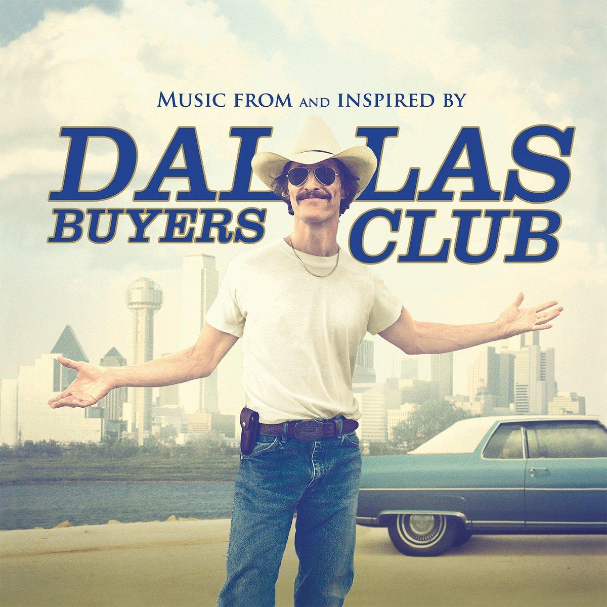 Copertina Disco Vinile 33 giri Dallas Buyers Club [Soundtrack 2xLP] di isti