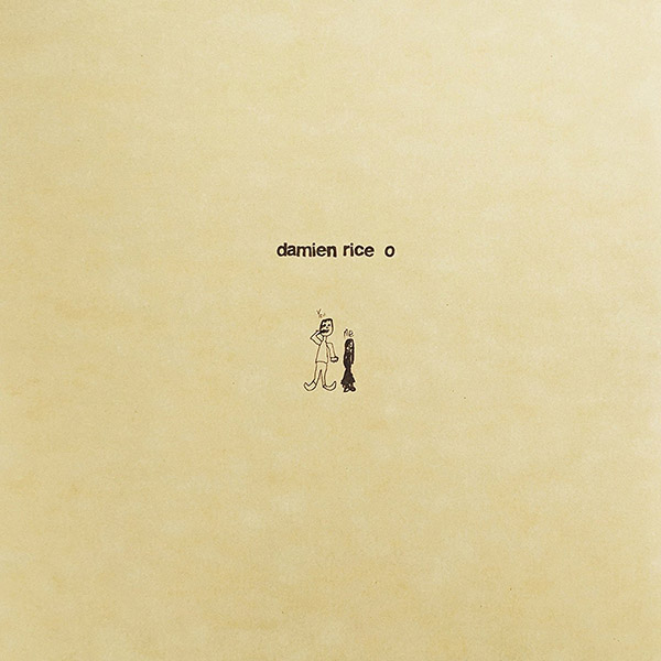 Copertina Vinile 33 giri O [2 LP] di Damien Rice