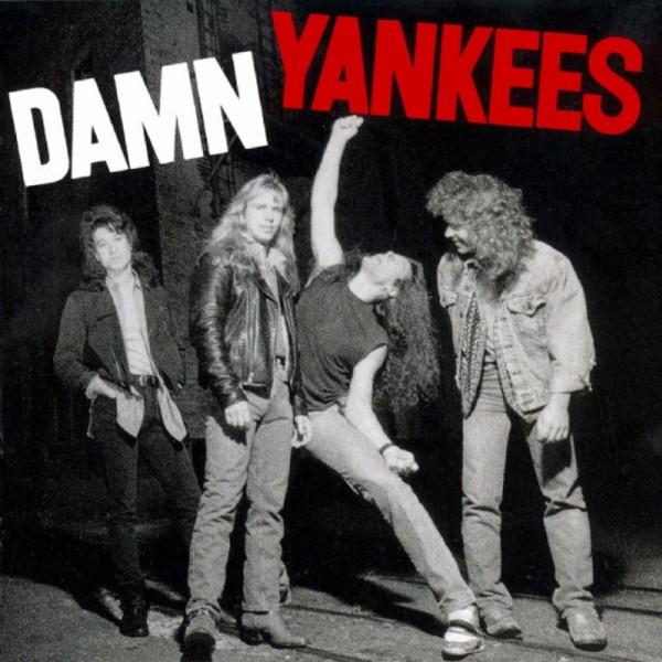 Copertina Disco Vinile 33 giri Damn Yankees di Damn Yankees