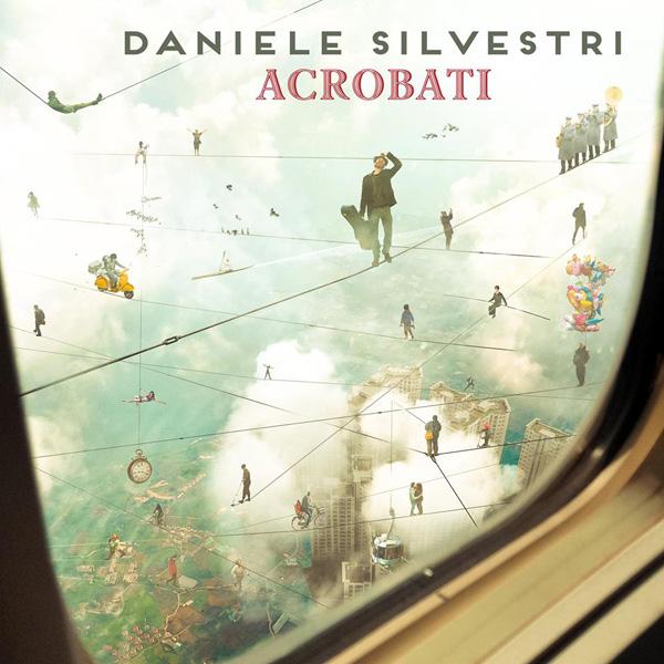 Copertina Disco Vinile 33 giri Acrobati [2 LP] di Daniele Silvestri