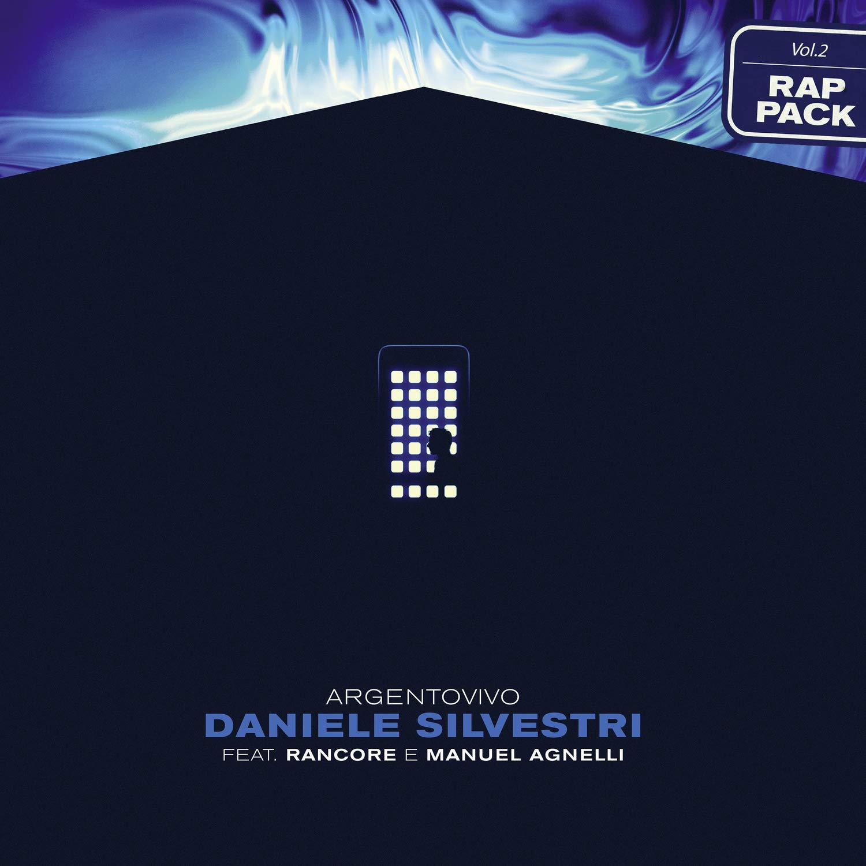 """Copertina Vinile 33 giri Argentovivo [Singolo 10""""] di Daniele Silvestri"""