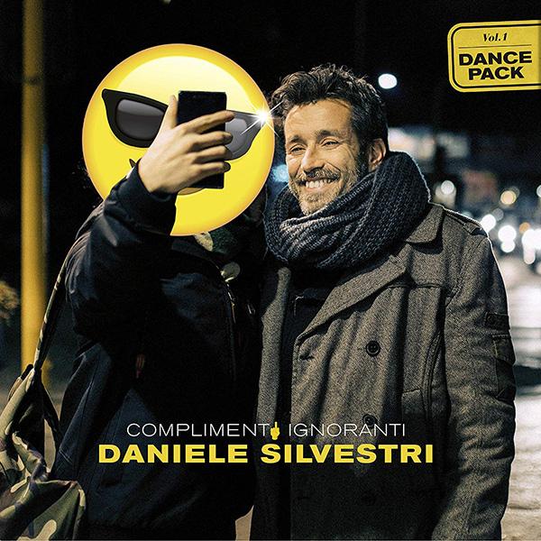 """Copertina Vinile 33 giri Complimenti Ignoranti [Singolo 10""""] di Daniele Silvestri"""