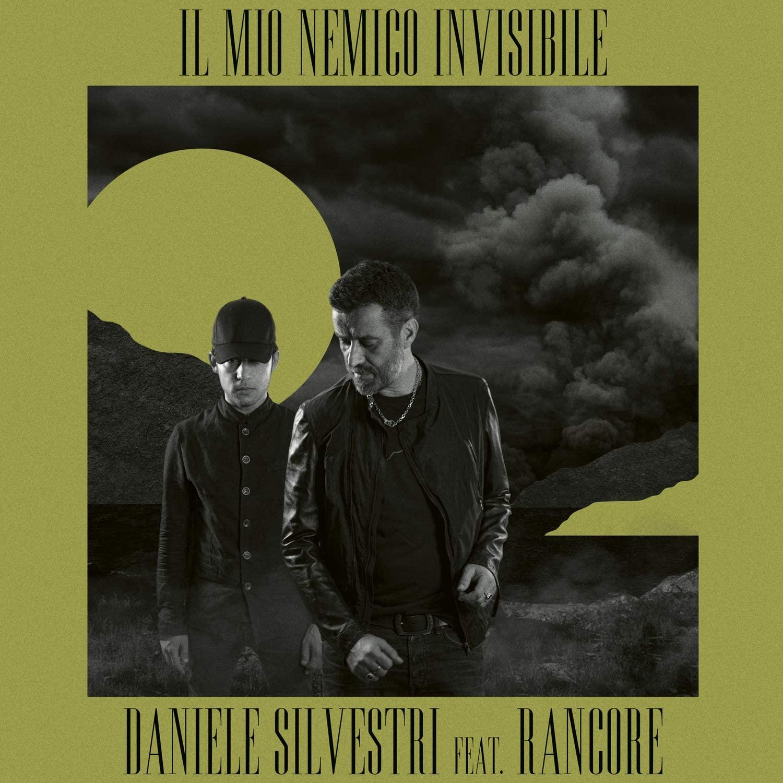 """Copertina Vinile 33 giri Il Mio Nemico Invisibile [Singolo 10""""] di Daniele Silvestri"""