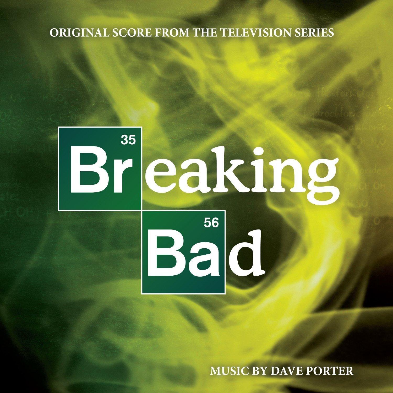 Copertina Disco Vinile 33 giri Breaking Bad [Soundtrack 2 LP] di Dave Porter