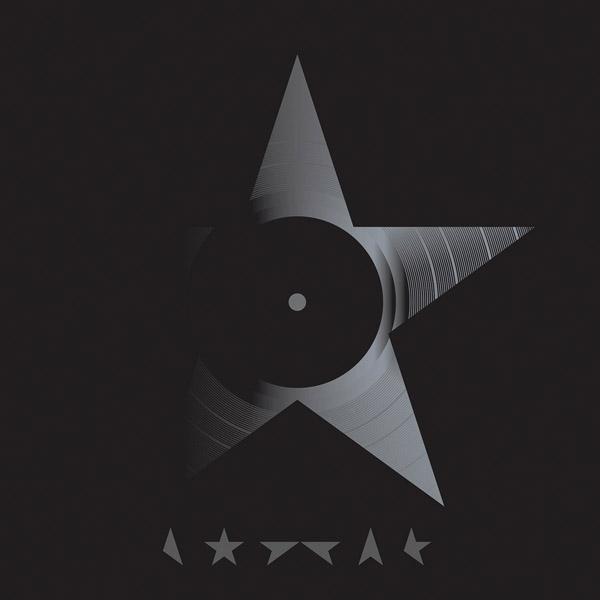 Copertina Disco Vinile 33 giri Blackstar di David Bowie