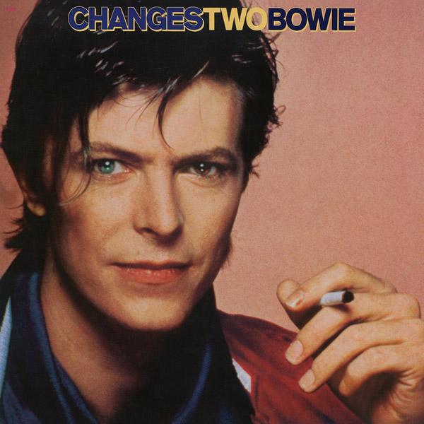Copertina Vinile 33 giri ChangesTwoBowie di David Bowie