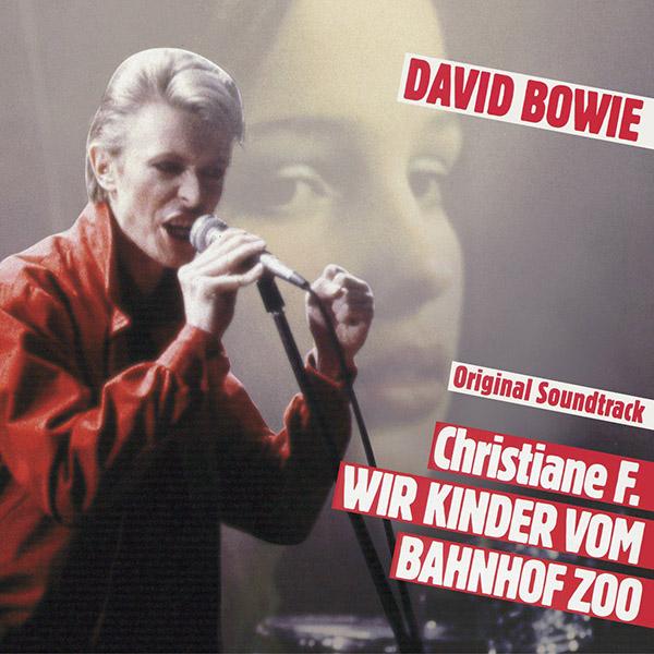 Copertina Vinile 33 giri Christiane F - Noi, i ragazzi dello  di David Bowie