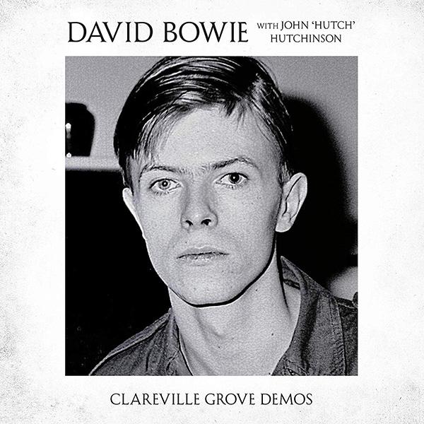 Copertina Vinile 33 giri Clareville Grove Demos [Cofanetto 3x45 Giri] di David Bowie
