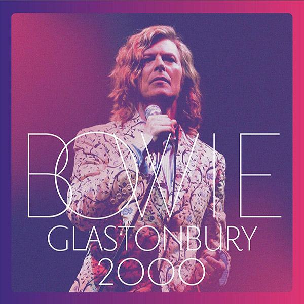 Copertina Vinile 33 giri Glastonbury 2000 [3 LP] di David Bowie