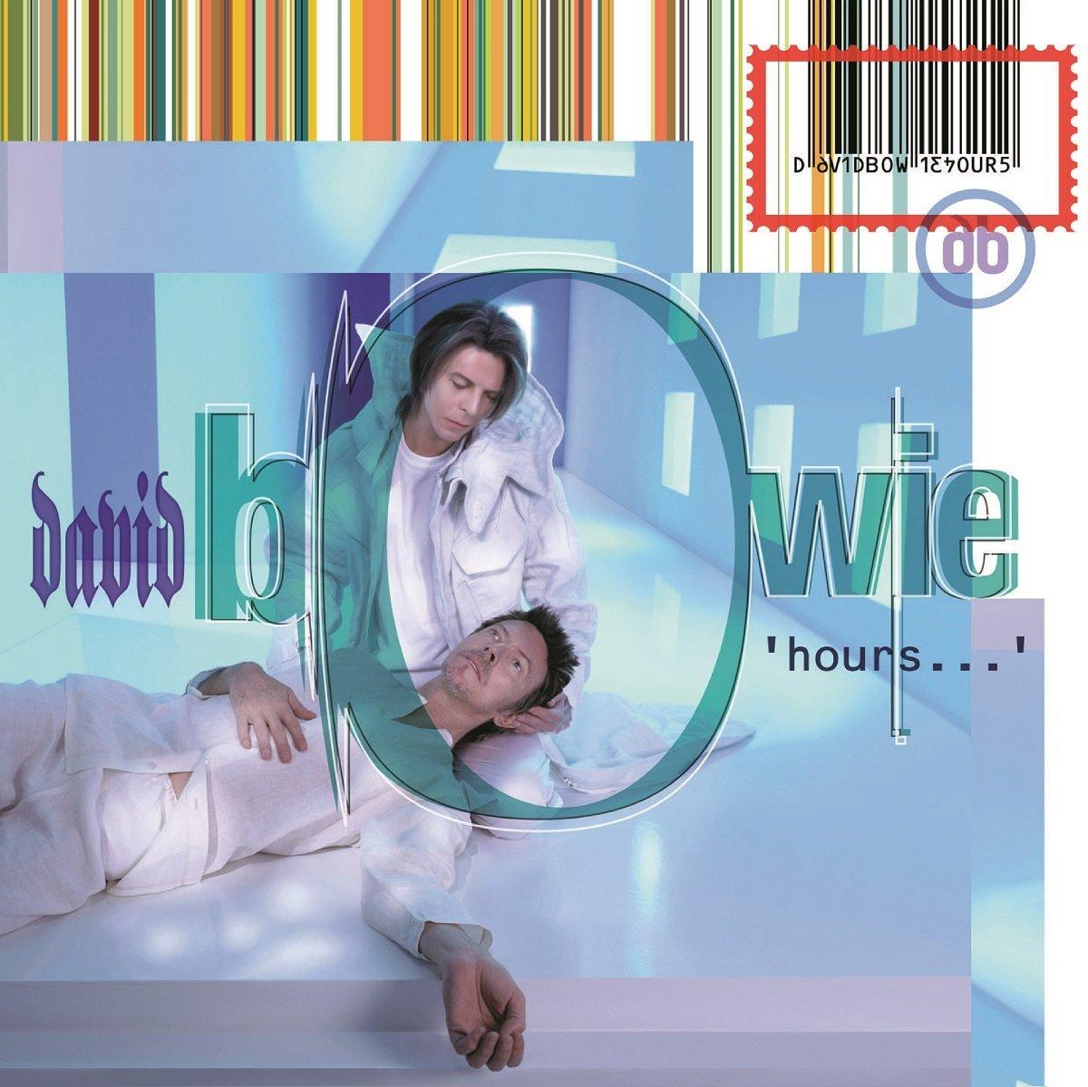 Copertina Disco Vinile 33 giri Hours di David Bowie