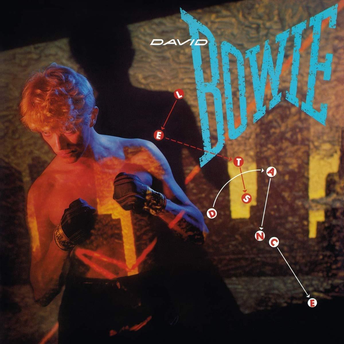 Copertina Vinile 33 giri Let's Dance di David Bowie