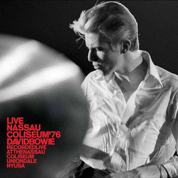 Copertina Vinile 33 giri Live Nassau Coliseum '76 [2 LP] di David Bowie