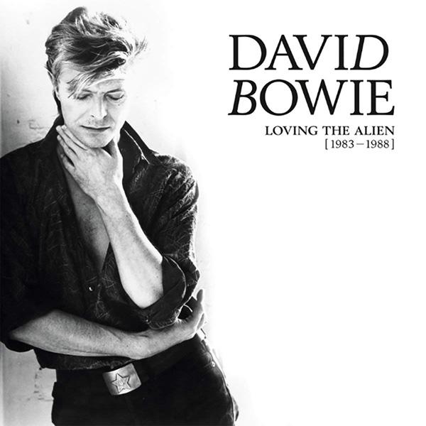 Copertina Vinile 33 giri Loving The Alien (1983 - 1988) di David Bowie