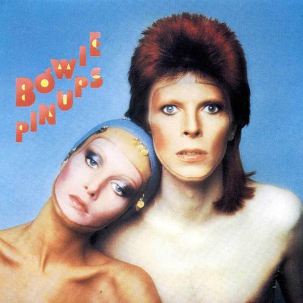 Copertina Disco Vinile 33 giri Pin Ups di David Bowie