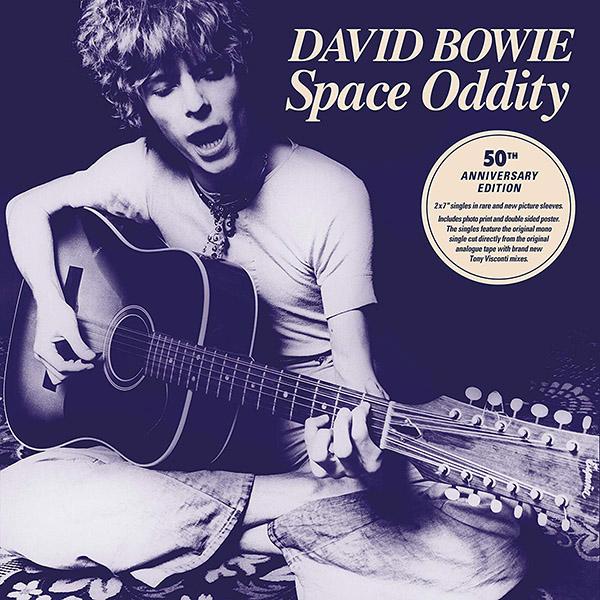 Copertina Vinile 33 giri Space Oddity | 50° Anniversario  di David Bowie