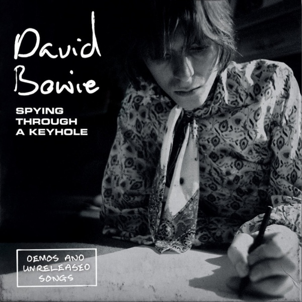 Copertina Vinile 33 giri Spying Through A Keyhole [Cofanetto 4x45 Giri] di David Bowie