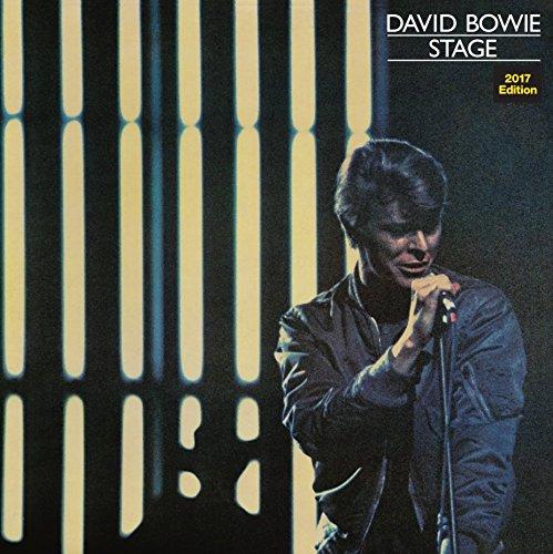 Copertina Vinile 33 giri Stage [3 LP] di David Bowie