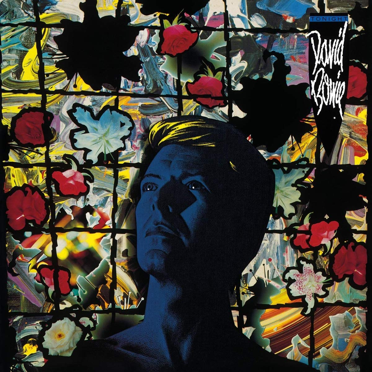Copertina Vinile 33 giri Tonight di David Bowie