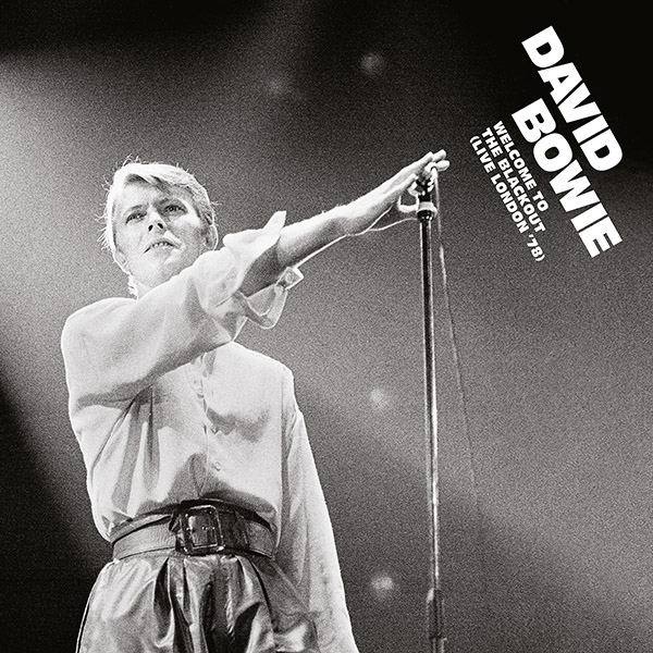 Copertina Vinile 33 giri Welcome to the Blackout [3 LP] di David Bowie