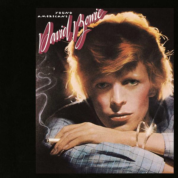 Copertina Vinile 33 giri Young Americans di David Bowie