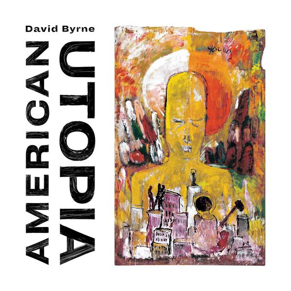 Copertina Vinile 33 giri American Utopia di David Byrne