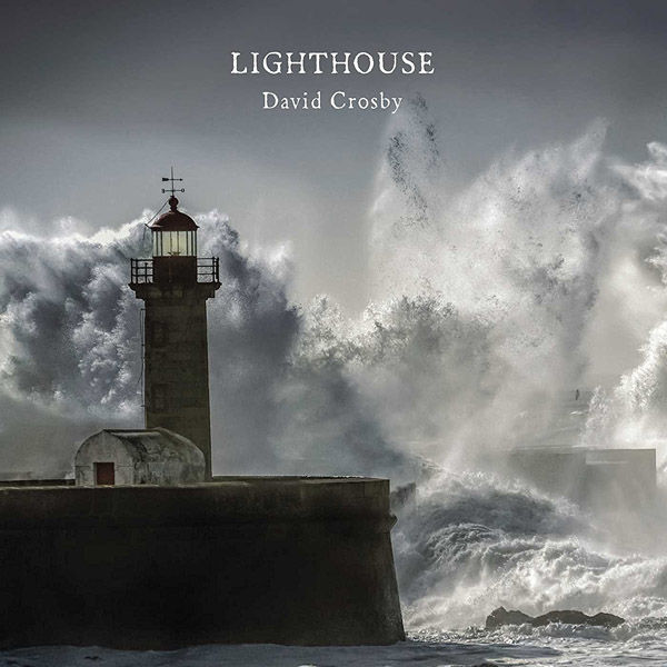 Copertina Disco Vinile 33 giri Lighthouse di David Crosby