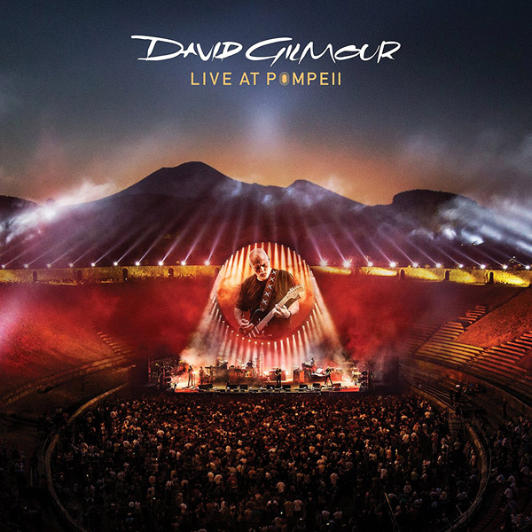 Copertina Vinile 33 giri Live at Pompeii [4 LP] di David Gilmour