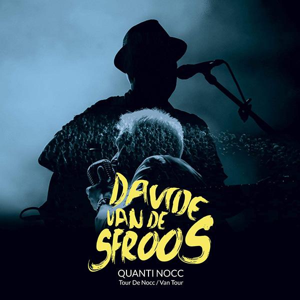 Copertina Vinile 33 giri Quanti Nocc [3 LP] di Davide Van De Sfroos