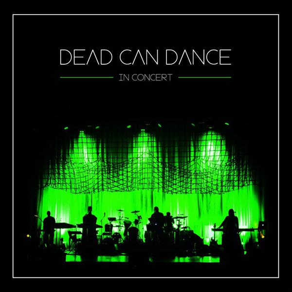 Copertina Disco Vinile 33 giri In Concert [3 LP] di Dead Can Dance