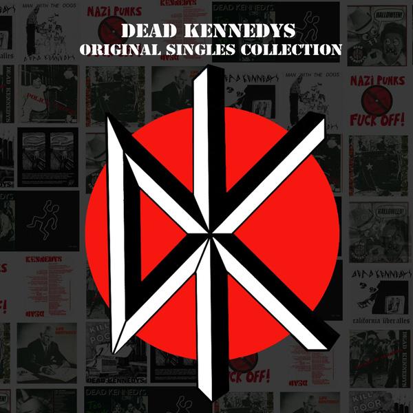 Copertina Disco Vinile 33 giri Original Singles Collection 1979-1982 [Cofanetto 45 Giri] di Dead Kennedys