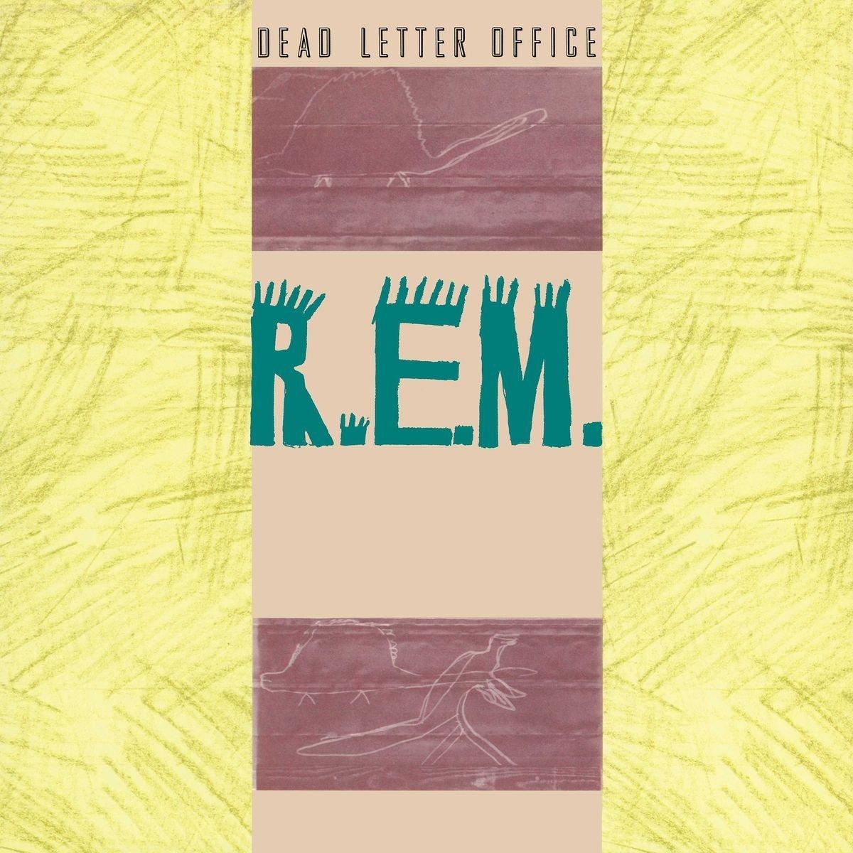 Copertina Disco Vinile 33 giri Dead Letter Office di R.E.M.