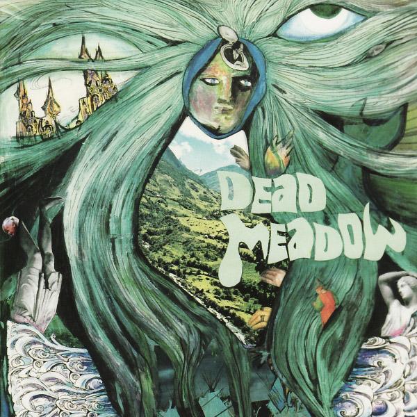 Copertina Disco Vinile 33 giri Dead Meadow di Dead Meadow