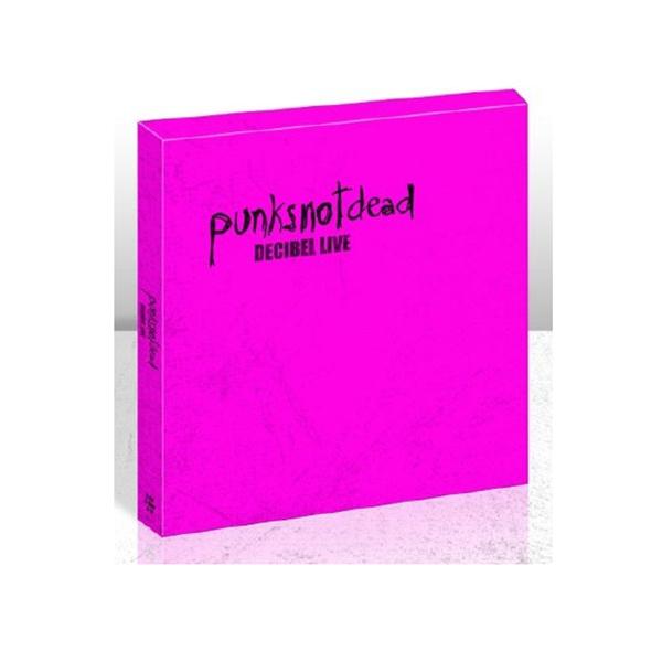 Copertina Vinile 33 giri Punksnotdead [Cofanetto 3LP+2CD+2DVD] di Decibel