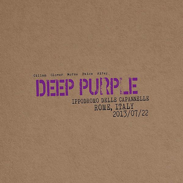 Copertina Vinile 33 giri Live In Rome 2013 [3 LP] di Deep Purple