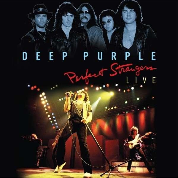 Copertina Disco Vinile 33 giri Perfect Strangers Live [2xLP 2xCD DVD] di Deep Purple