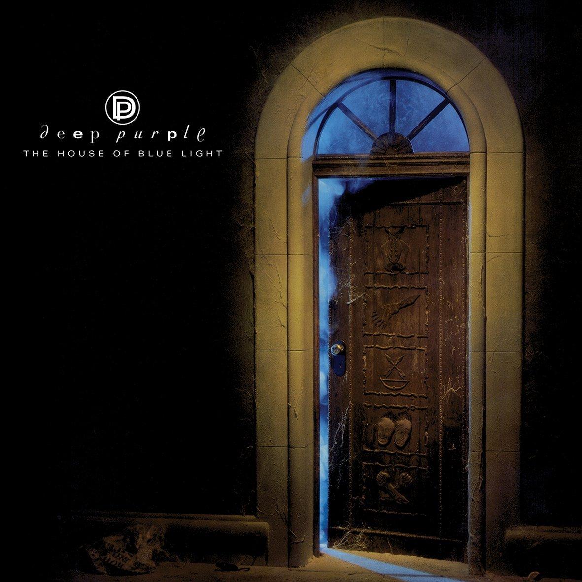 Copertina Disco Vinile 33 giri The House of Blue Light di Deep Purple