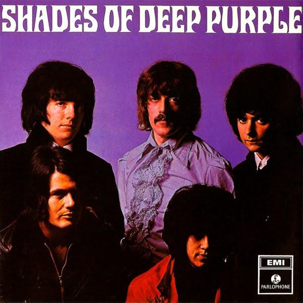 Copertina Disco Vinile 33 giri Shades of Deep Purple di Deep Purple
