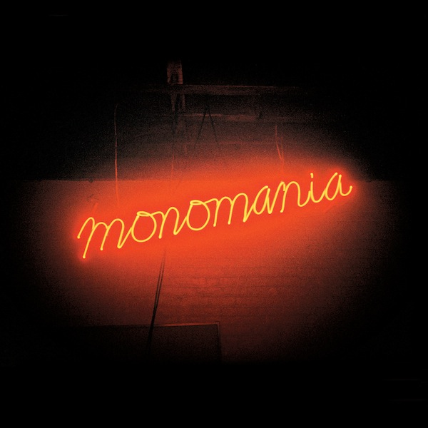 Copertina Disco Vinile 33 giri Monomania di Deerhunter