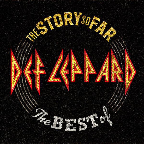 Copertina Vinile 33 giri The Story So Far | The Best Of [2LP+45 Giri] di Def Leppard