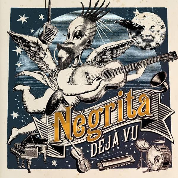 Copertina Disco Vinile 33 giri Déjà Vu [Cofanetto 3 LP] di Negrita