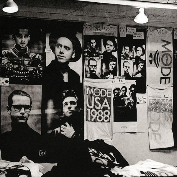 Copertina Disco Vinile 33 giri 101 [2 LP] di Depeche Mode