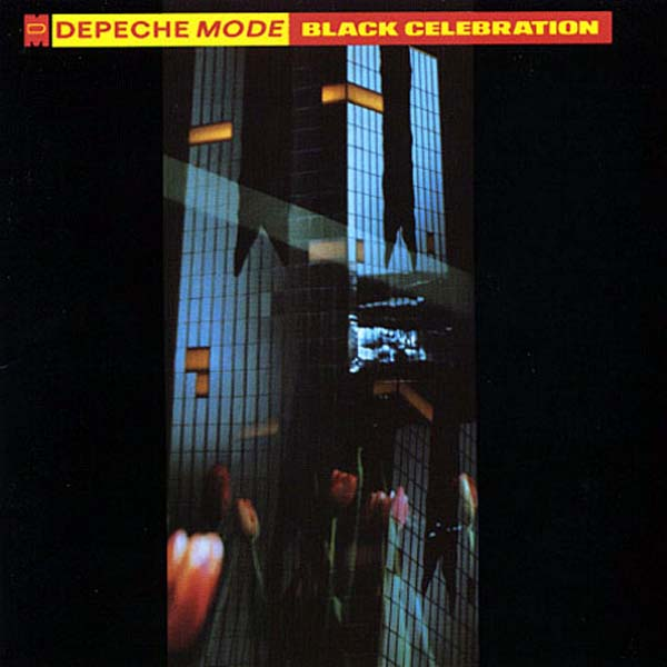 Copertina Disco Vinile 33 giri Black Celebration di Depeche Mode